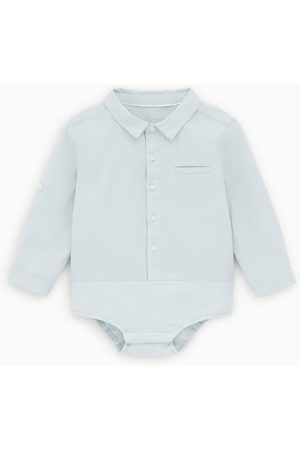 Zara Camisa body estructura