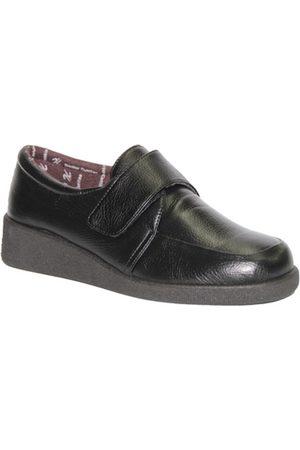 Doctor Cutillas Mocasines Zapato velcro pies muy delicado para mujer