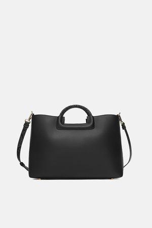 4f79f74b2 Bolsos de mujer Zara bolsos shopper baratos ¡Compara 640 productos y ...