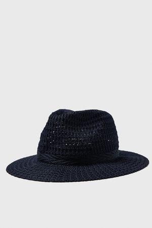 Zara Sombrero estructura cinta