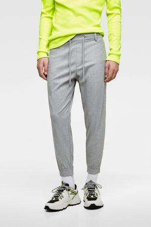 Zara Hombre Joggers - Pantalón jogger