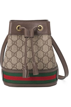 Gucci Mujer Bolsos de mano - Ophidia mini GG bucket bag