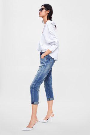 Zara Jeans z1975 rotos
