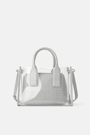 28d5b8401 Bolsos de mujer Zara vinilo ¡Compara 76 productos y compra ahora al ...