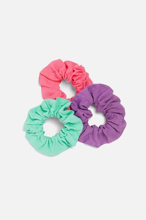 Zara Pack 3 coleteros lisos
