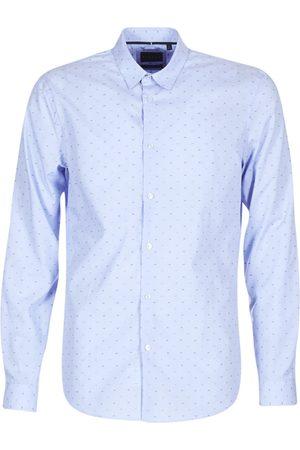 Sisley Camisa manga larga KELAPSET para hombre