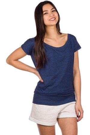 Kazane Hilde T-Shirt azul