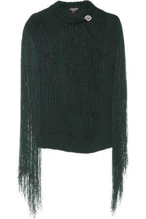 Calvin Klein Jersey con flecos
