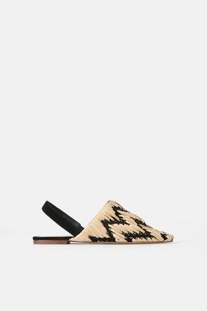 5f9faa66b7ed1 Zapatos de mujer Zara destalonado ¡Compara 111 productos y compra ...