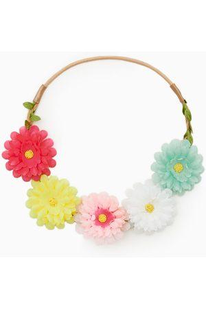 Zara Diadema elástica flores