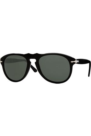 Persol PO0649 95/31 Black/CRYSTAL Green