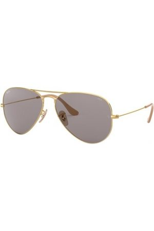 Ray-Ban RB3025 Aviator Large Metal 9064V8 Gold