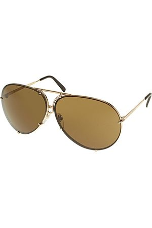 Porsche Design P8478 (2 SET OF Lenses) A Light Gold