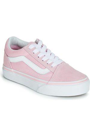 vans rosa niña