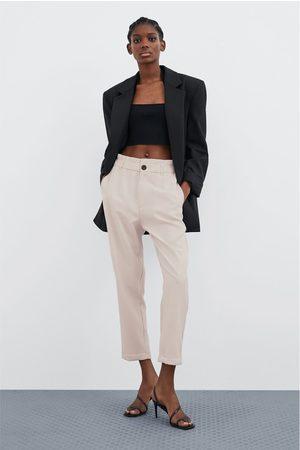 e5be51de8b Pantalones Y Leggings de mujer Zara barata online ¡Compara 943 ...