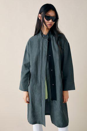 8c8c35b411fe8 Abrigos Y Chaquetas de mujer Zara online. ¡Compara 966 productos y ...
