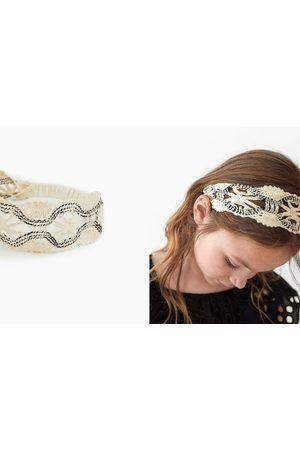 Zara Accesorios del pelo - Diadema crochet