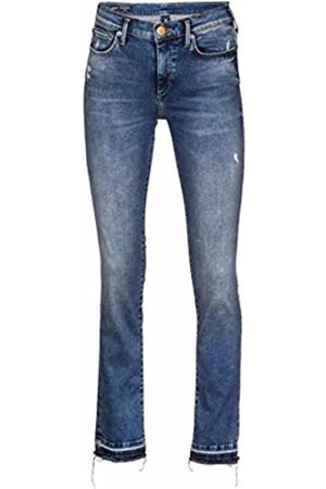 True Religion Mujer Halle Superstretch Blue Denim Vaqueros Skinny Not Applicable