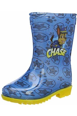 Paw Patrol Boys Kids Rainboots Boots, Botas de Agua para Niños