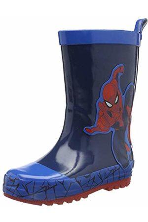SPIDERMAN Boys Kids Rainboots Boots, Botas de Agua para Niños