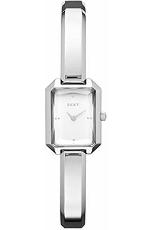e3edb3d08d4b DKNY Reloj Analogico para Mujer de Cuarzo con Correa en Acero Inoxidable  NY2647