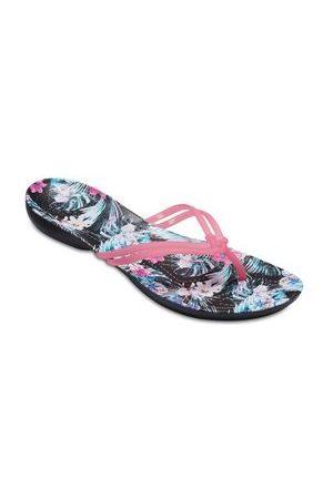 Crocs Flip Flop Isabella Graphic Flip W Nudo Decorativo