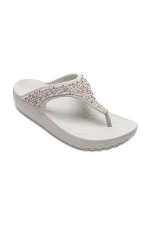 Crocs Flip Flop Sloane Embellished Flip W Pedrería Decorativa