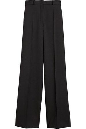 Burberry Pantalones de talle alto