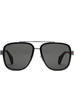 Gucci Gafas de sol estilo aviador