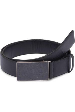 Prada Cinturón de piel saffiano