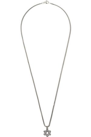 David Yurman Colgante Cable Star of David