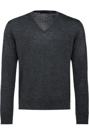 Prada Jersey con cuello en V