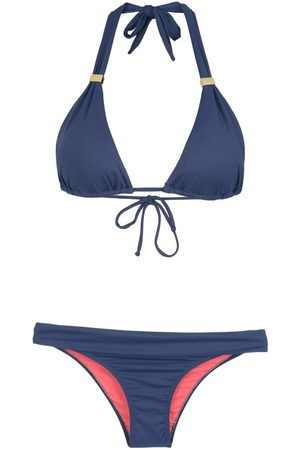 Brigitte Bikini con diseño triangular