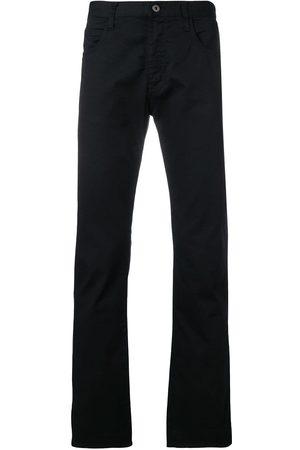Emporio Armani Pantalones chinos slim rectos