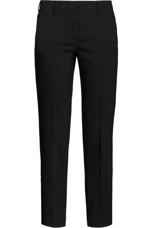 Prada Pantalones capri ajustados