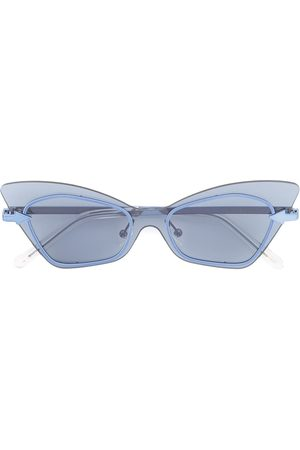 Karen Walker Gafas de sol con montura cat eye