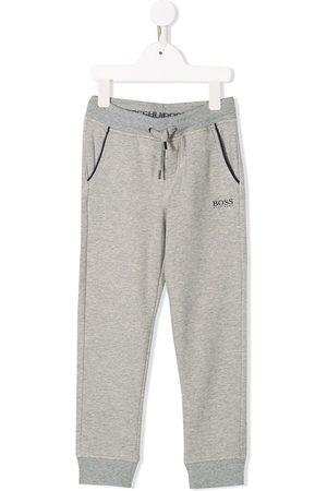 HUGO BOSS Pantalones con cierre con cordones