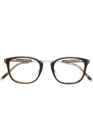 Retrosuperfuture Gafas cuadradas con diseño en contraste