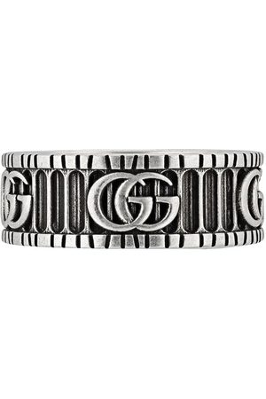 Gucci Anillo con doble G