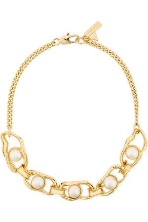 Coup De Coeur Mujer Collares - Collar Liquid con perlas