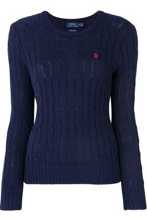 Polo Ralph Lauren Suéter Julianna con logo bordado