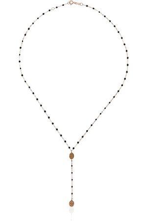 GIGI CLOZEAU Mujer Collares - Collar RG con virgen en oro rosa de 18 kt