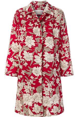 La DoubleJ Mujer Abrigos largos - Abrigo con estampado floral