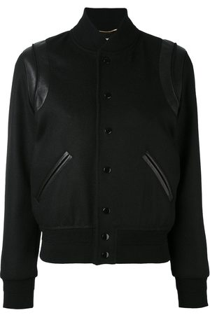 Saint Laurent Chaqueta Classic Teddy