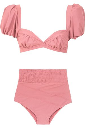 AMIR SLAMA Mujer Bikinis - Bikini estilo hot pants