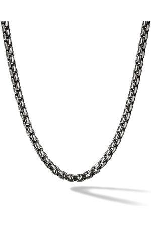 David Yurman Collar Box de cadena mediano