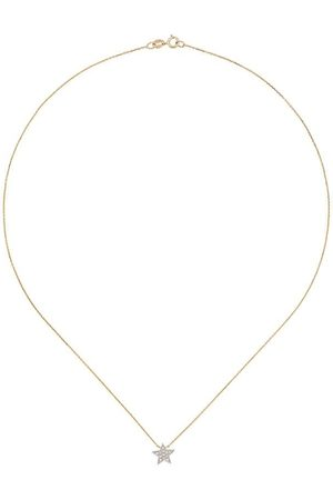 Dana Rebecca Designs Mujer Collares - Collar Julianne Himiko Star en oro 14kt y diamantes