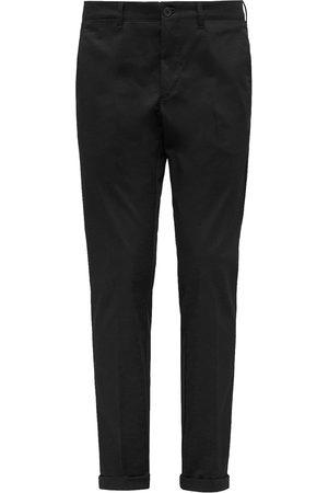Prada Pantalones de vestir de tejido gabardina