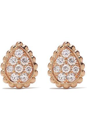 Boucheron Mujer Pendientes - Pendientes Serpent Bohème XS en oro rosa 18kt con diamantes