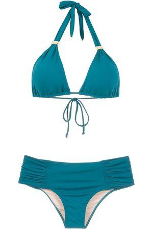Brigitte Bikini con diseño fruncido
